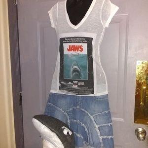 Custom Jaws Costume 😁🦈